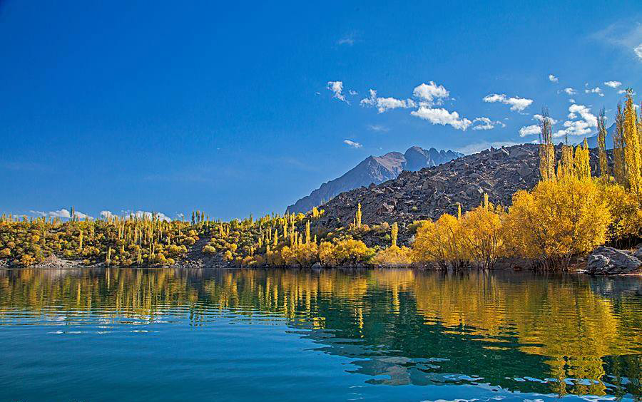 Autumn Tour To Skardu Baltistan
